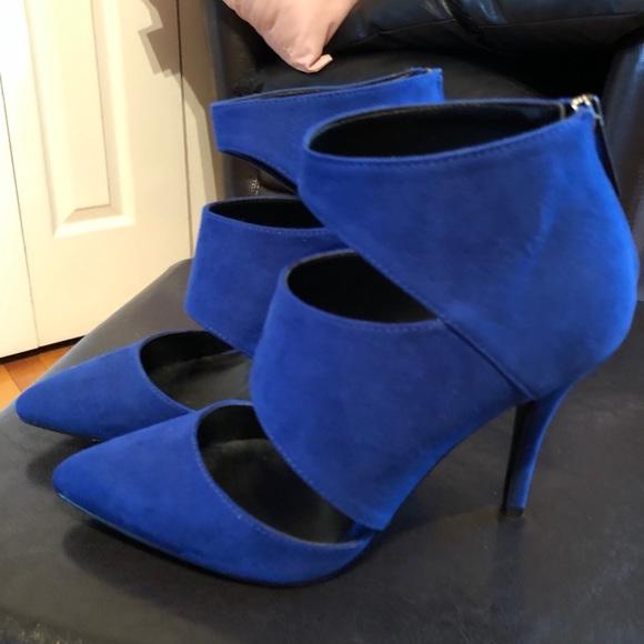 Aldo hells/sandals size 7.5